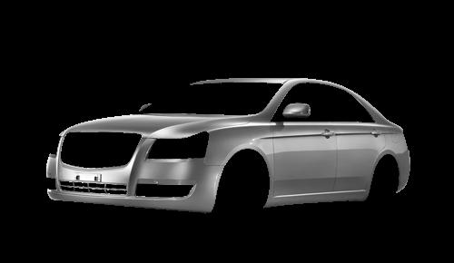 Цвета кузова Emgrand EC8